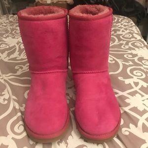 Ugg Hot Pink